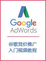 Google ads谷歌竞价推广视频教程